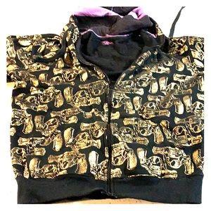 Super Fun Andy Warhol inspired jacket